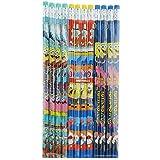 Spongebob Squarepants 12 Wood Pencils Pack