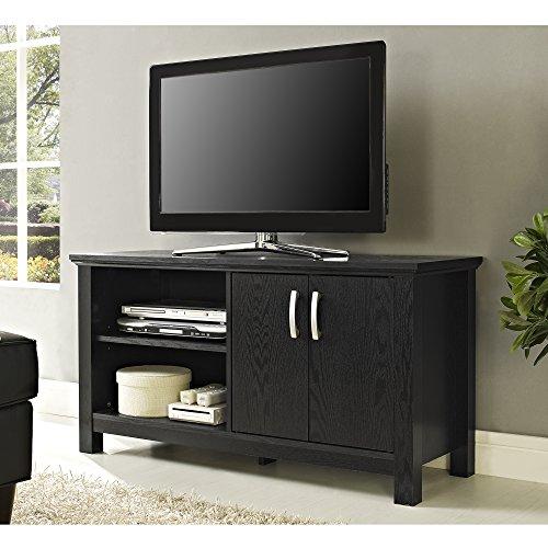 Walker Edison Castillo TV Console, Black