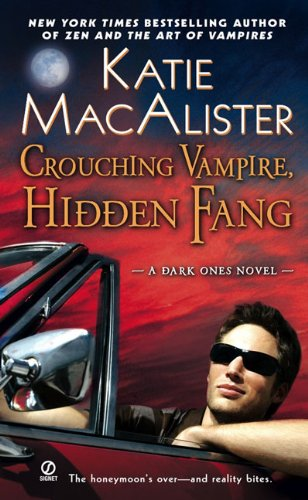 Image of Crouching Vampire, Hidden Fang: A Dark Ones Novel