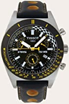 Discount Men's Watches - Tissot Men's PRS 516 Retrograde Watch #T91.1.428.51