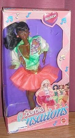 Barbie and the Sensations-Belinda by Mattel