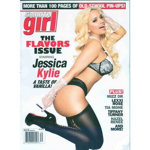 Smooth Girl - The Flavors Issue 2013 - Jessica Kylie
