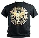 A DAY TO REMEMBER (For Those Who Have Heart) ADR1342 Size XL Extra Large NEW! T-SHIRT Tour