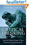 Critical Thinking: Tools for Taking C...