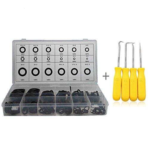 4pcs-o-ring-seal-gasket-pick-hooks-puller-remover-with-black-225pcs-o-ring-assortment-tool-set-kit