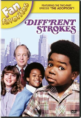 Diff'rent Strokes: Fan Favorites [DVD] [Import]