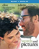 Words & Pictures [Blu-ray]