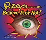 Ripley's Believe It or Not! 2014 Calendar