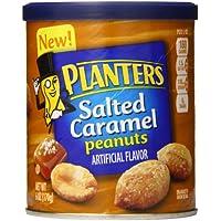 8-Pack Salted Caramel Planters Peanuts (6-Oz.)