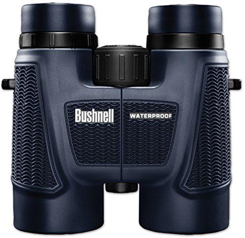 Bushnell H2O Waterproof/Fogproof Roof Prism Binocular, 10 x 42-mm, Black