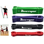 BESTOPE� Exercise Bands Set-Latex Res...