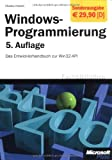 Windows-Programmierung (3860631888) by Charles Petzold