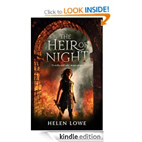 The Heir of Night: The Wall of Night: Book One