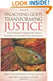 Preaching God's Transforming Justice: A Lectionary Commentary, Year A