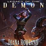 Legacy of the Demon: Kara Gillian, Book 8 | Diana Rowland