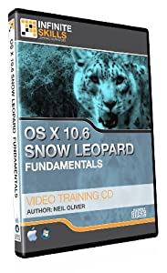 Apple OS X 10.6 Snow Leopard Training DVD - Video