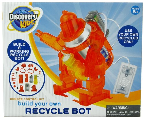 Discovery Kids Build Your Own Robot Kit For Kids: I lo!ve ...