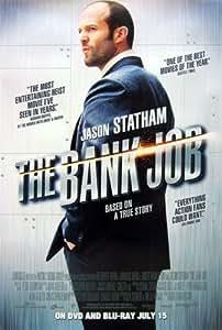 "Amazon.com: The Bank Job 27""x40"" Movie Poster: Artwork: Posters"