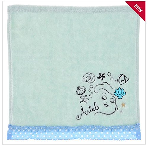Tokyo Disney Store Limited Mini Towel Dot Ariel New From Japan F/s (How Do I Close Apps O compare prices)