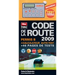 Coce de la Route avec Calculateur Auto-Test