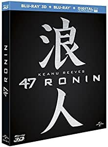 47 Ronin [Combo Blu-ray 3D + Blu-ray + Copie digitale]