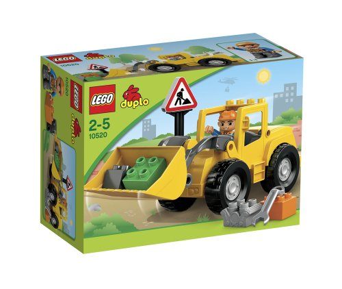 Lego Duplo 10520 Big Front Loader