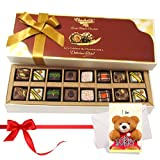 Sweet Sensations Of Pralines Chocolates With Sorry Card - Chocholik Belgium Chocolates