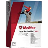 McAfee Total Protection 2011, 3 User (PC)by McAfee