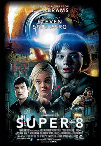 Super 8 (Bd Combo + Copia Digital) [Blu-ray]
