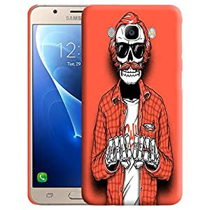 Theskinmantra Hell Yeah Back cover for Samsung Galaxy J7 (2016 Edition)