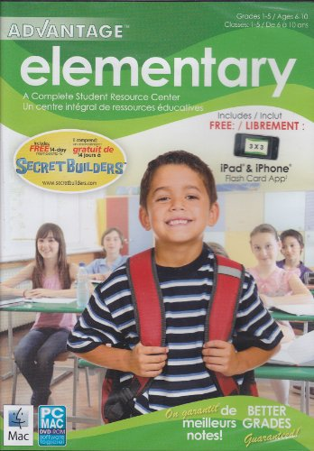 Elementary Advantage 2012