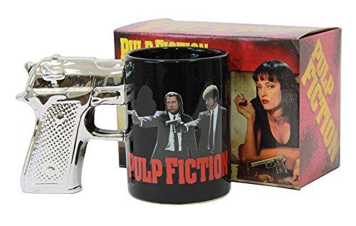 Pulp Fiction 15Oz Gun Mug