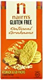 Nairns Gluten Free Oatmeal Cookie, Graham, 5.64 Ounce