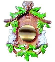 Lisha Parrot Door Bell