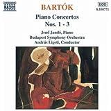 Bartok : Concertos pour piano n° 1, 2 &