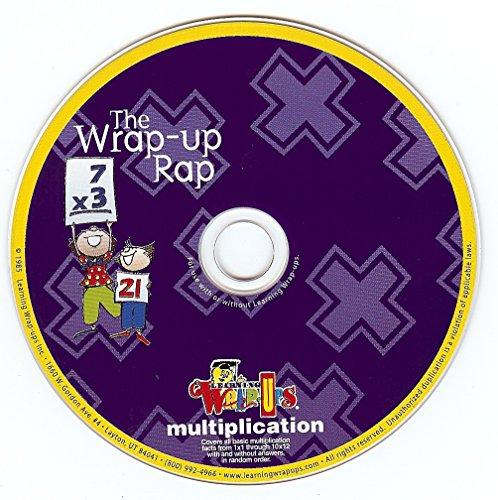 MULTIPLICATION RAP CD
