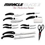 Miracle Blade III Perfection Series 11-piece Cutlery Set - 91M3RBXTST2