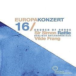 Europakonzert 2016 Blu ray [Blu-ray]