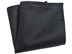 Orien Mens Gentlemens Comfort Check Handkerchiefs Pocket Square Hanky Suit Towel from Orien