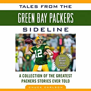 Tales from the Green Bay Packers Sidelines Audiobook