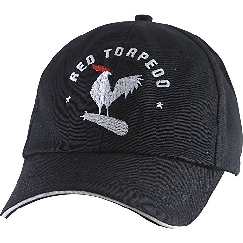 RT Logo (Mens) Black Skip Cap