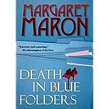 Death in Blue Folders (A Sigrid Harald Mystery Book 3) ~ Margaret Maron
