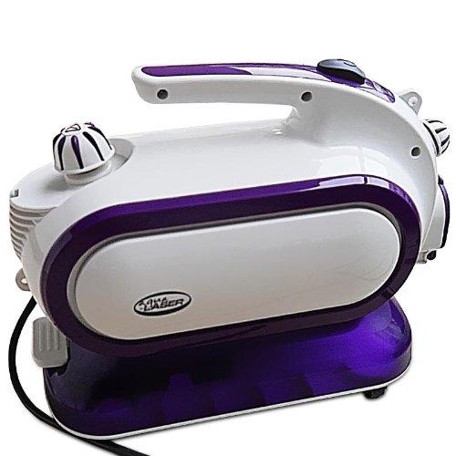 aqua laser steam mop instructions