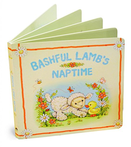 Jellycat Board Books, Bashful Lamb's Naptime - 1