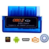 Andoer Bluetooth CAN Bus OBD2 OBD Diagnose Testgerät Interface KFZ Diagnosegerät