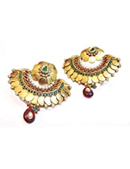 Elegant Elements Royal And Elegant Rajwadi Collection Earring For Women EEE19