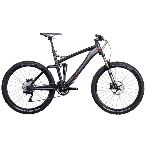 Ghost MTB AMR Plus 7500 grey/black/red