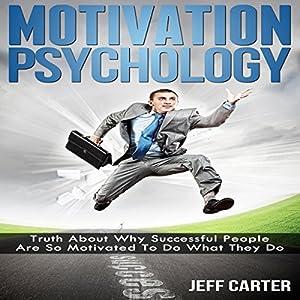 Motivation Psychology Audiobook