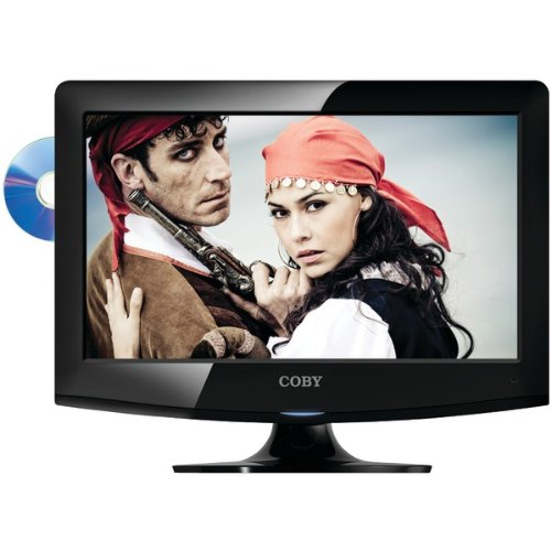 Coby Ledvd1596 15In Led Hdtv/Dvd Combo