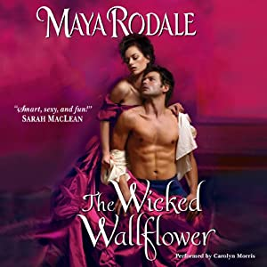 Wicked Wallflower Audiobook